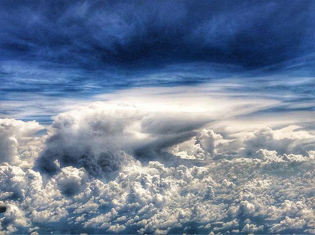 Clouds man....clouds.