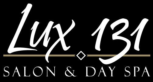 Lux 131 Salon Day Spa Logo