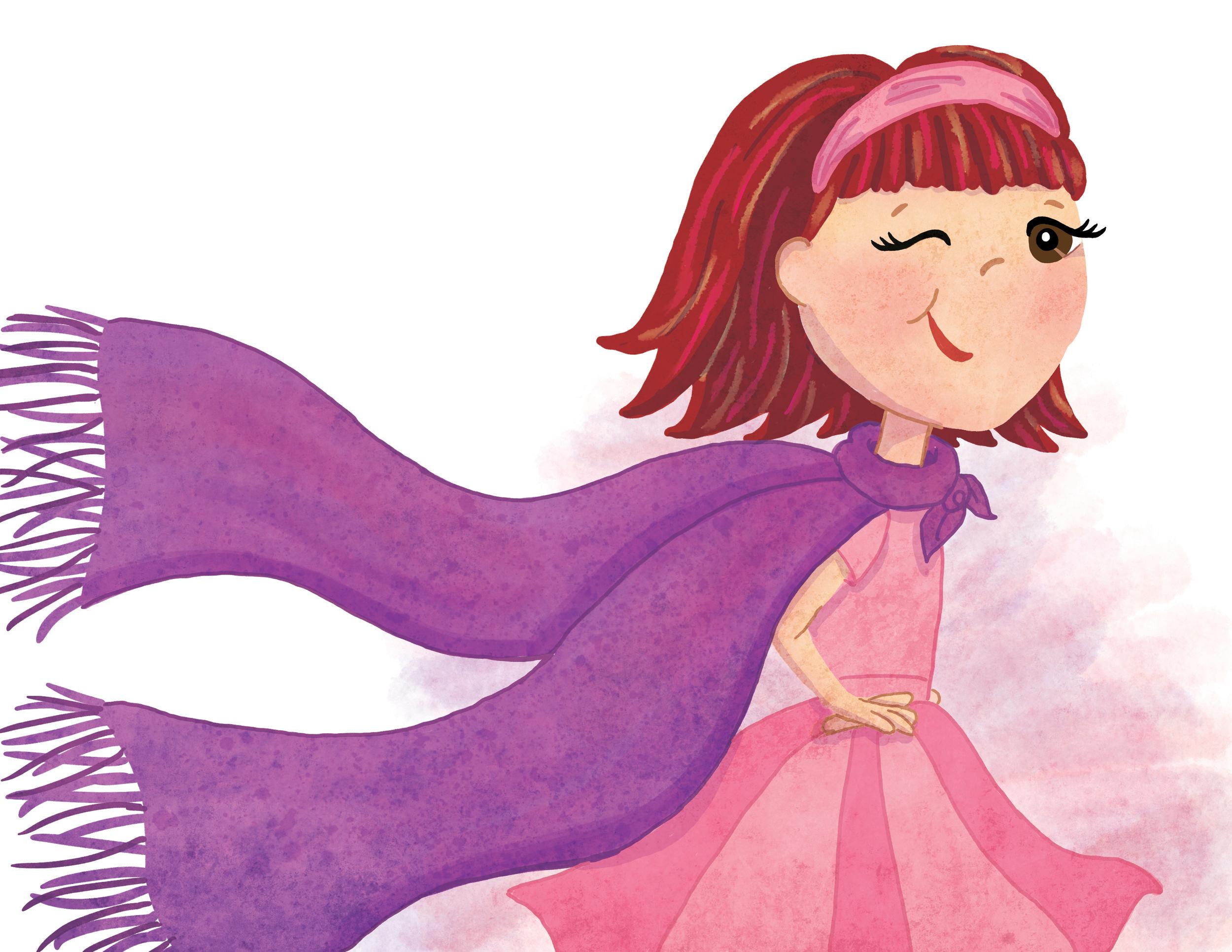 Final Color Illustration