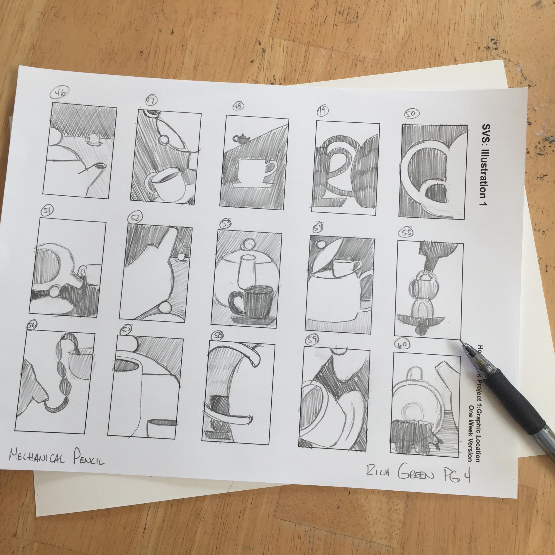 mechanical pencil thumbnails