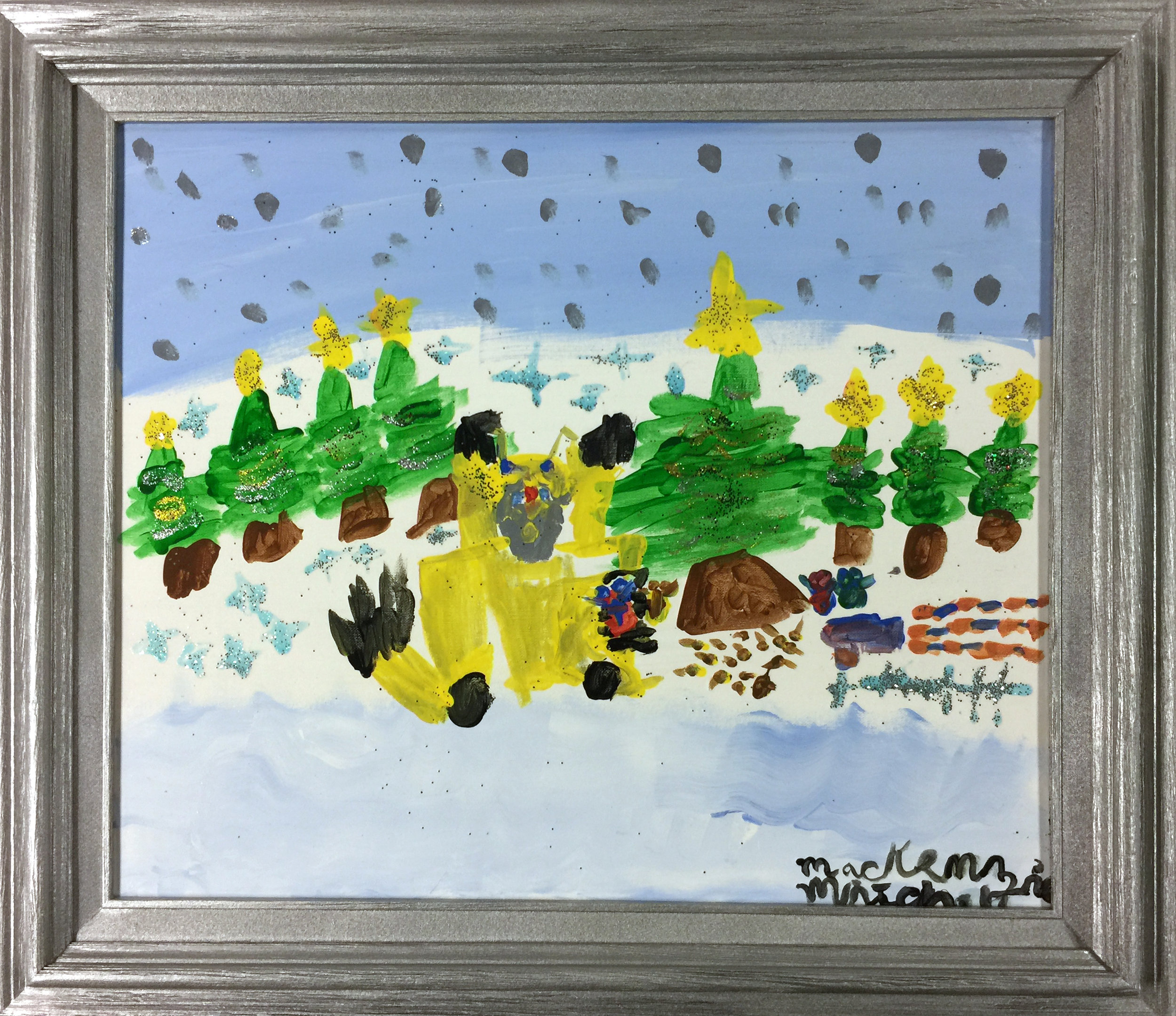 Bumblebee's Holiday by MacKenzie: age 9