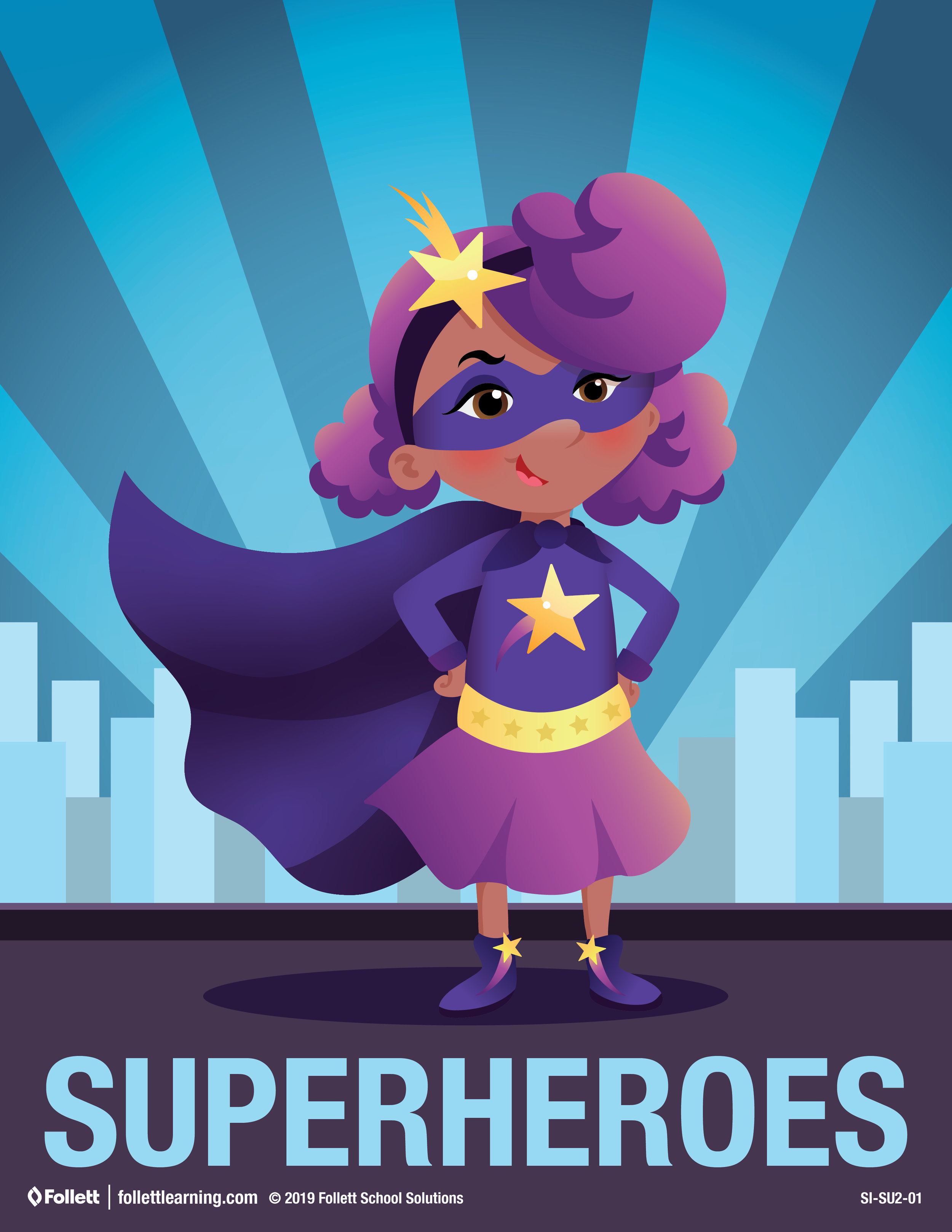 292724 Superheroes PreK-2 (Super Star) Sign SI-SU2-01_Artboard 3.jpg