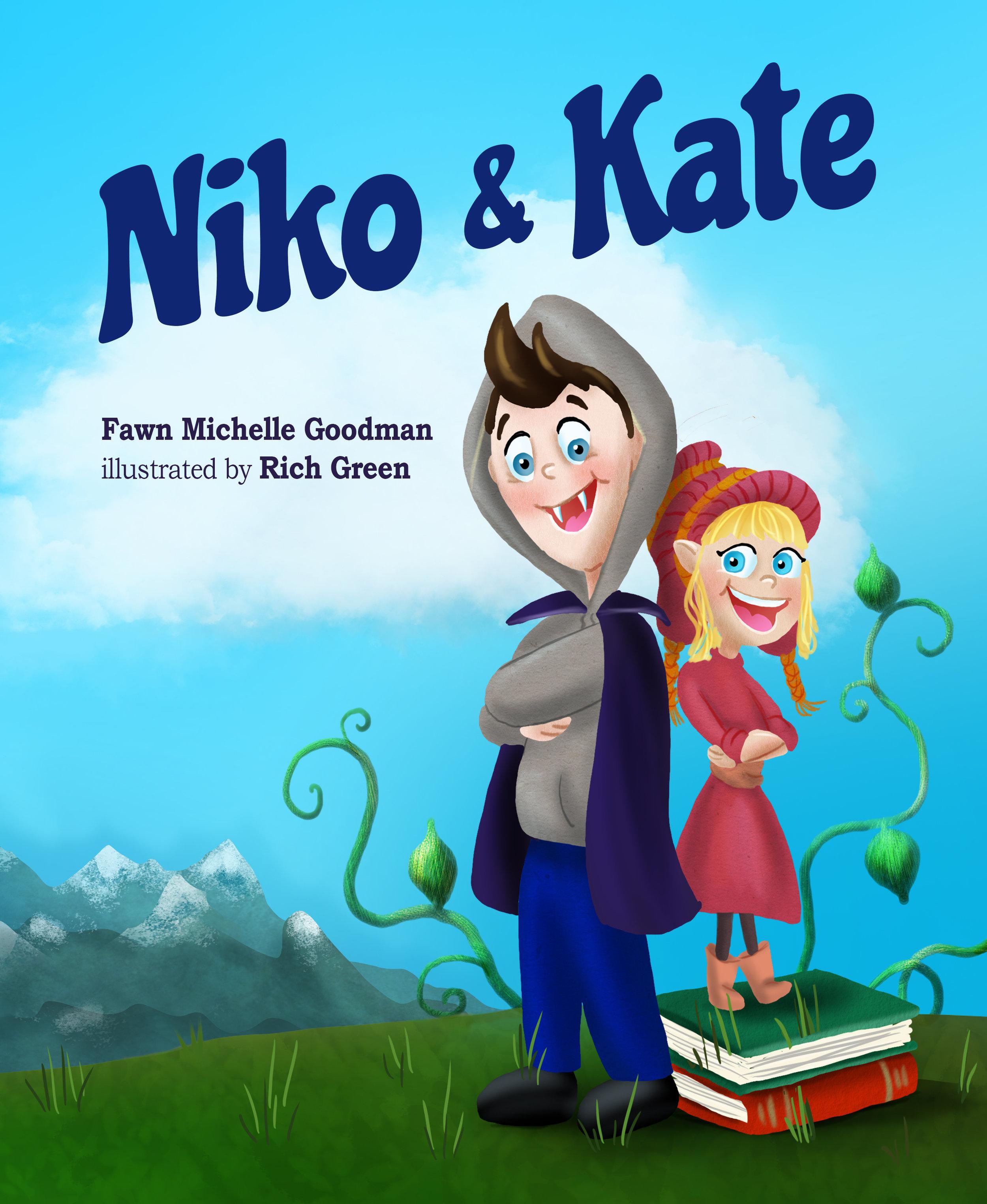 Niko & Kate - by Fawn Michelle Goodman