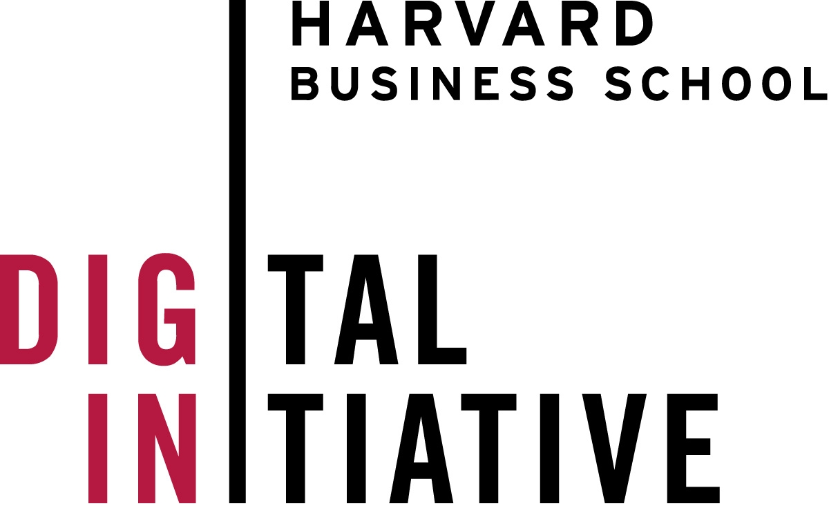 The Digital Initiative builds community and expertise around the digital transformation of the economy at Harvard Business School and beyond through curated content, facilitated exchange, and thought leadership.  Visit  digital.hbs.edu for more information   Twitter:  @digHBS