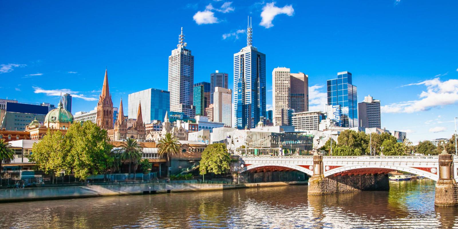 Smart City Innovation Accelerator: Melbourne - March 2019