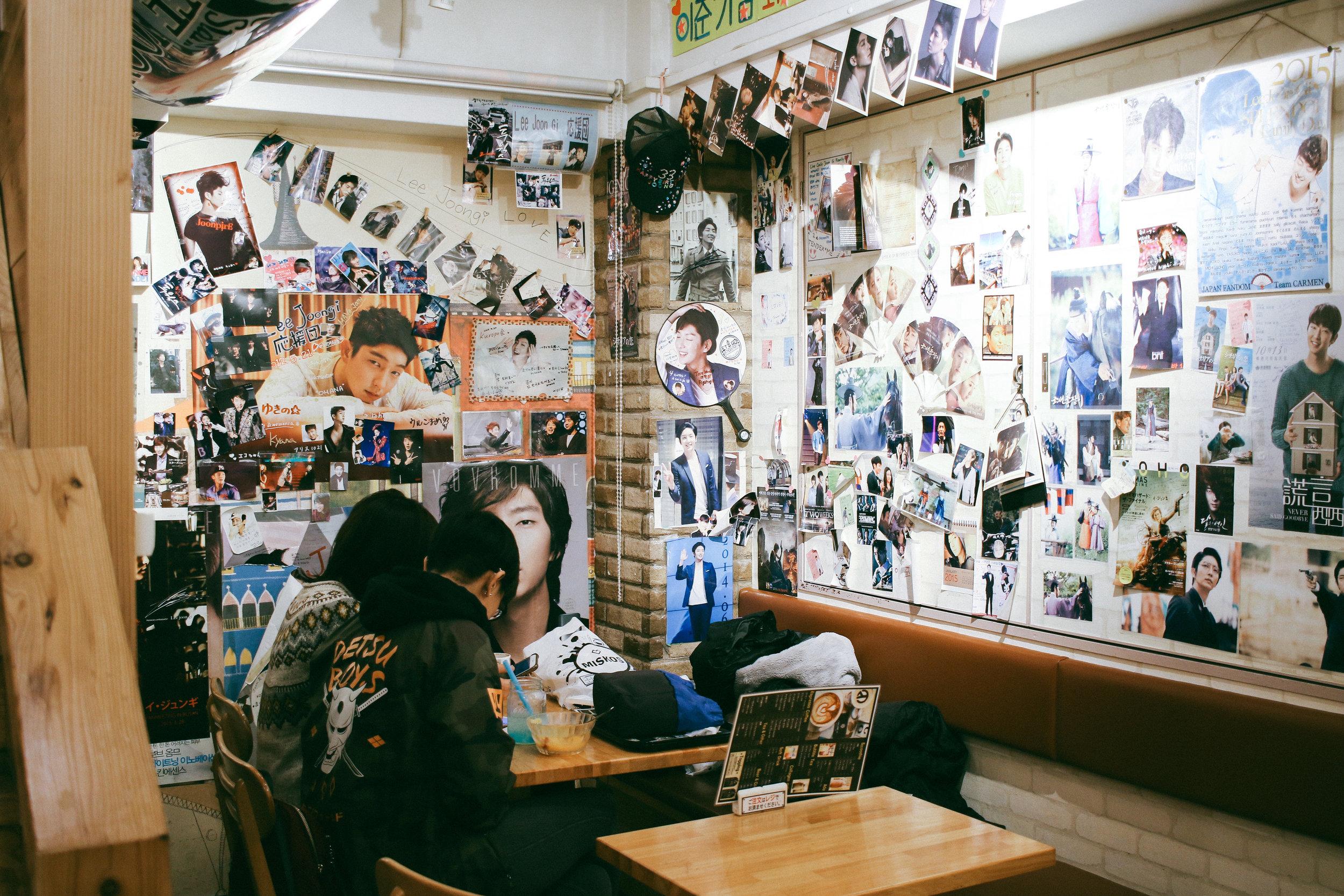 SHINOKUBO - A DAY IN KOREA TOWN — chanie bon