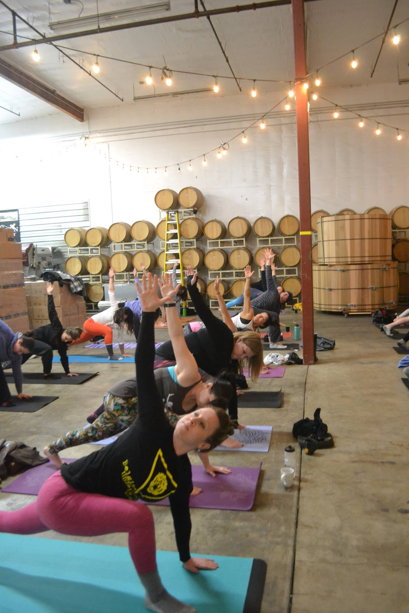 yoga beer silverton oregon