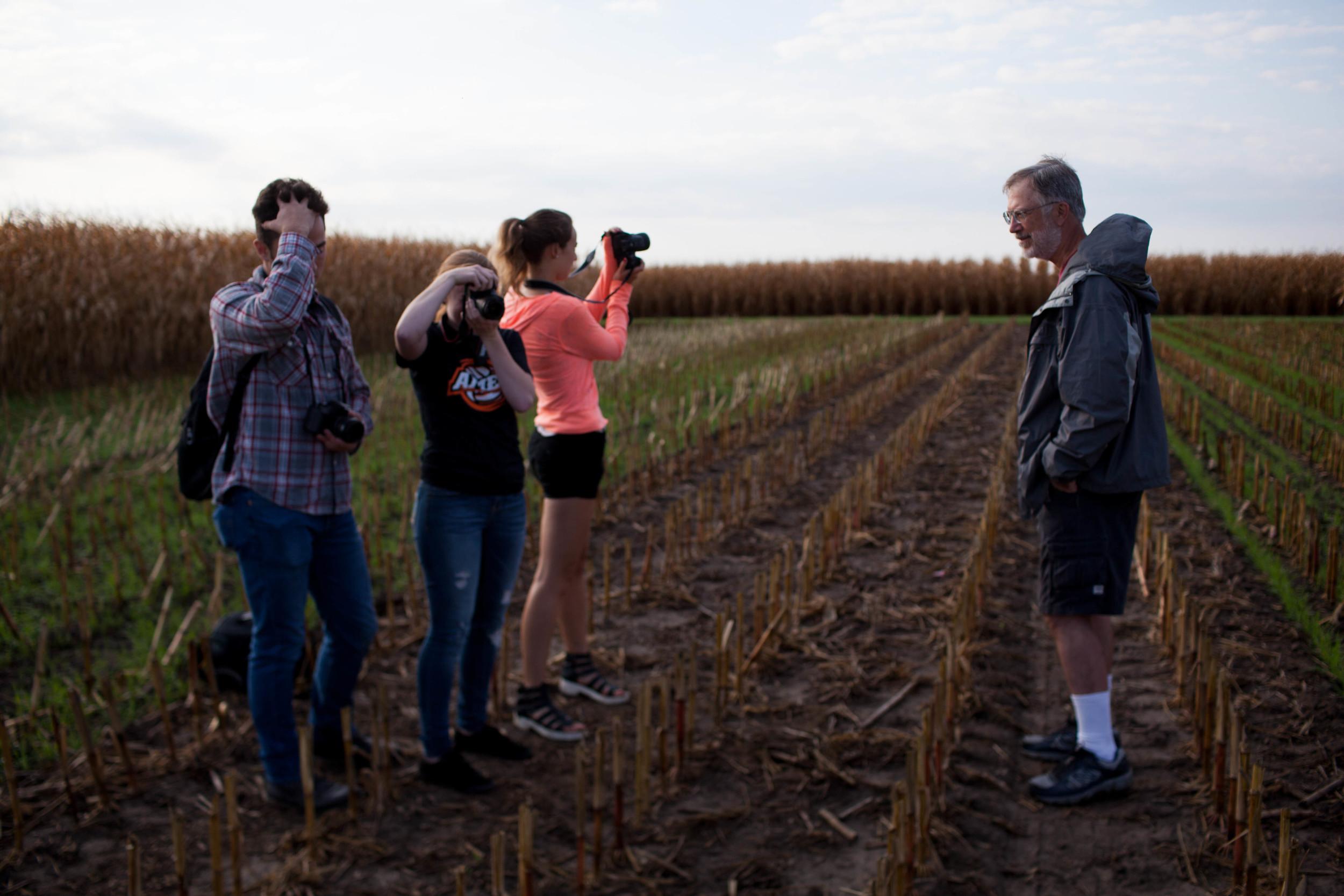 Field Studies: Boyd Research Farm