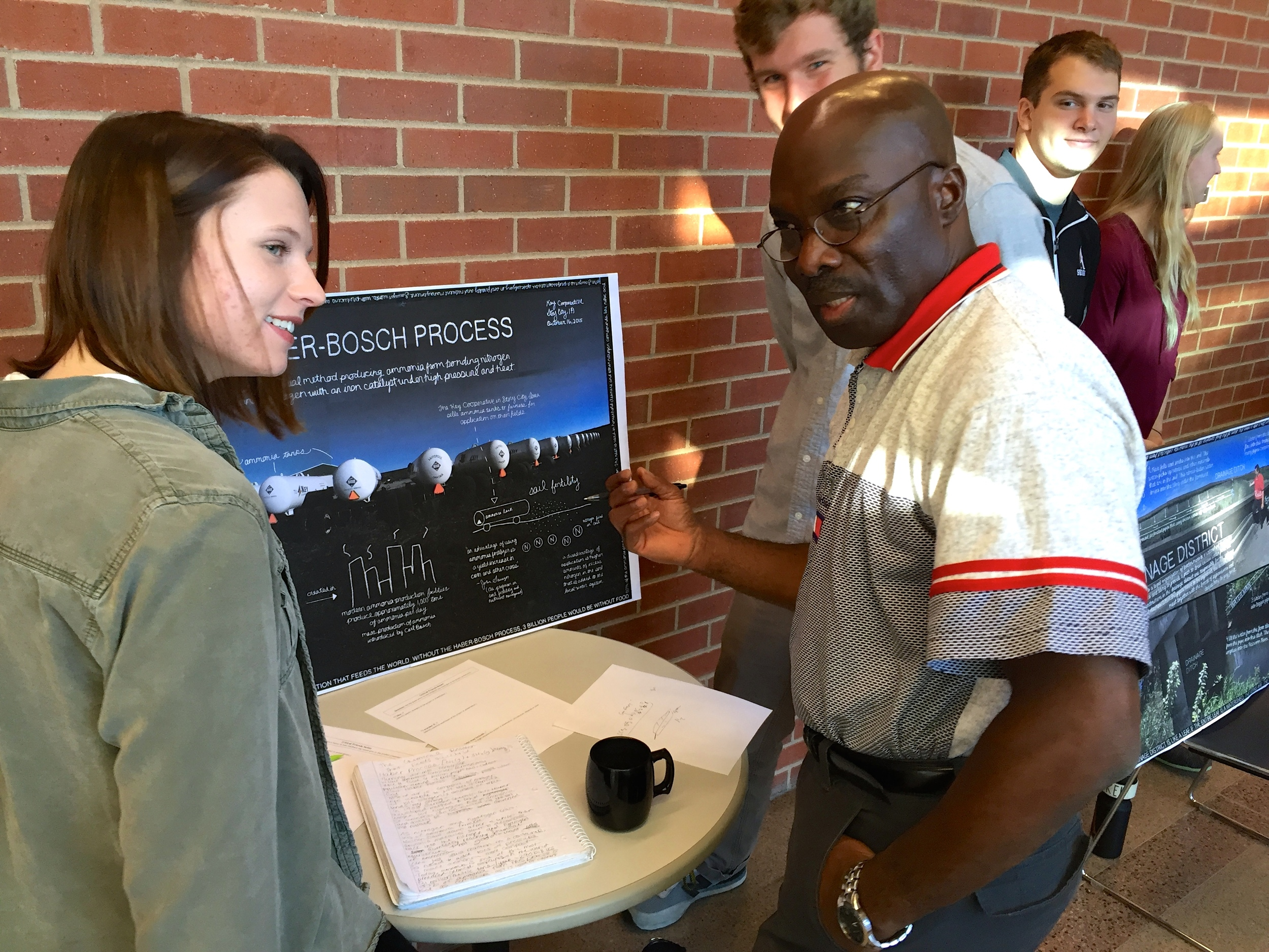 Critique Session: ISU's Agronomy Hall