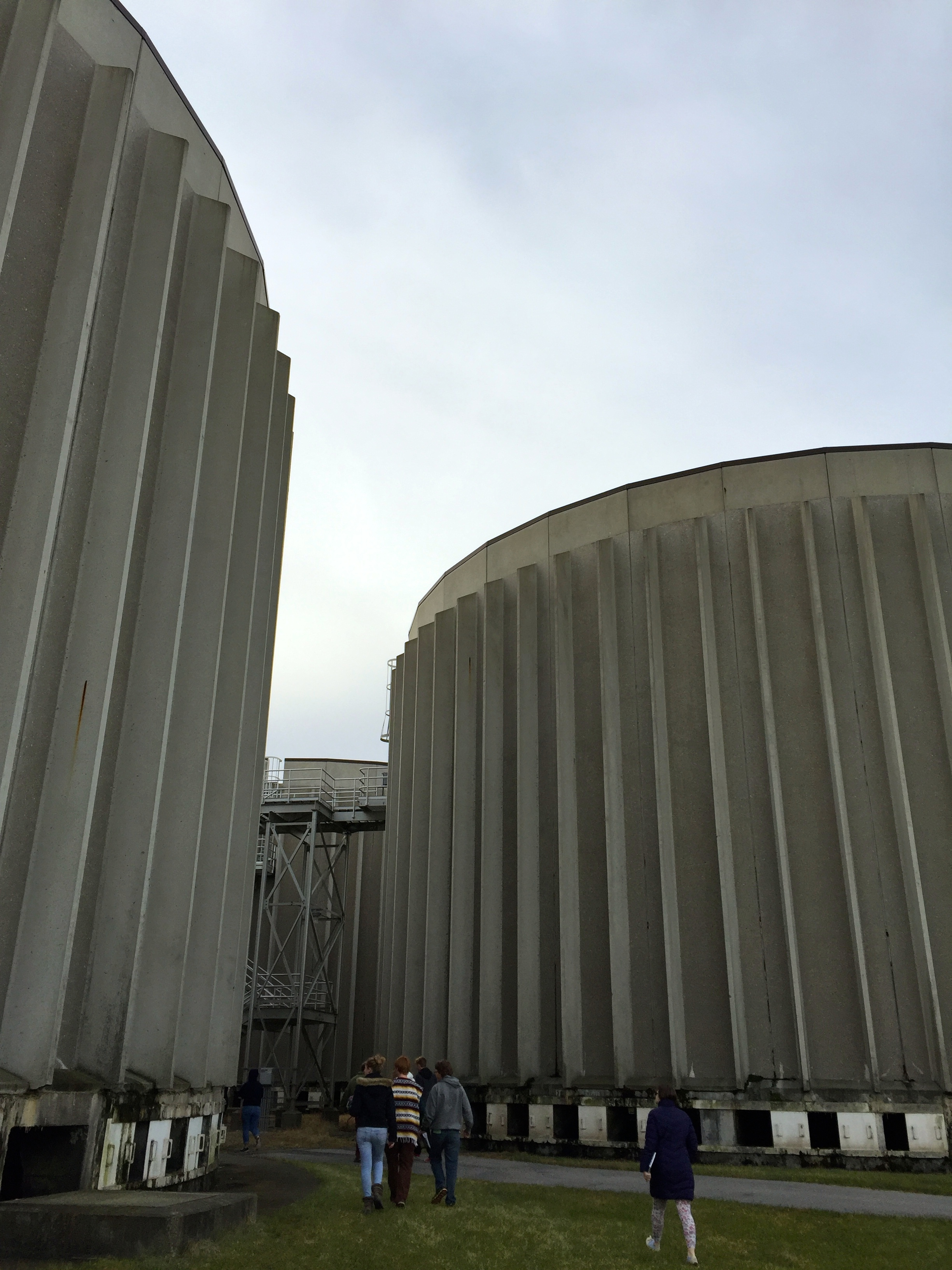 Field Studies: Ames Water Pollution Control Facility