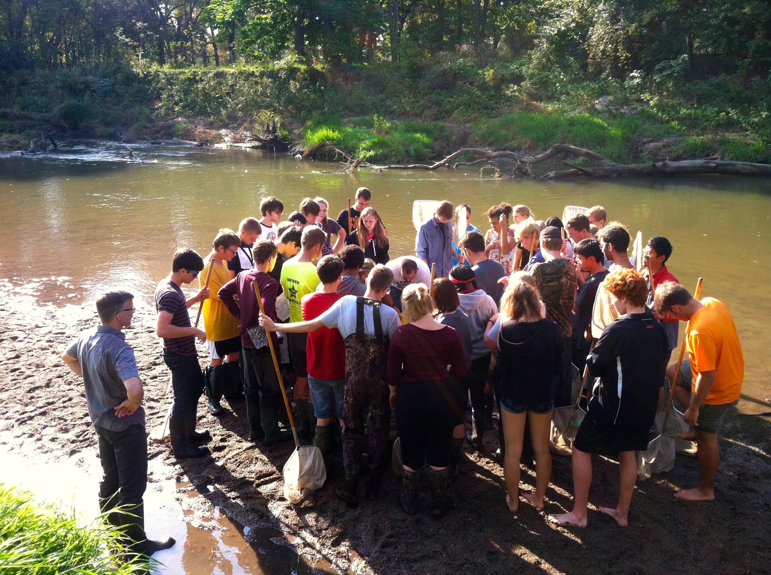 Field Studies: Squaw Creek