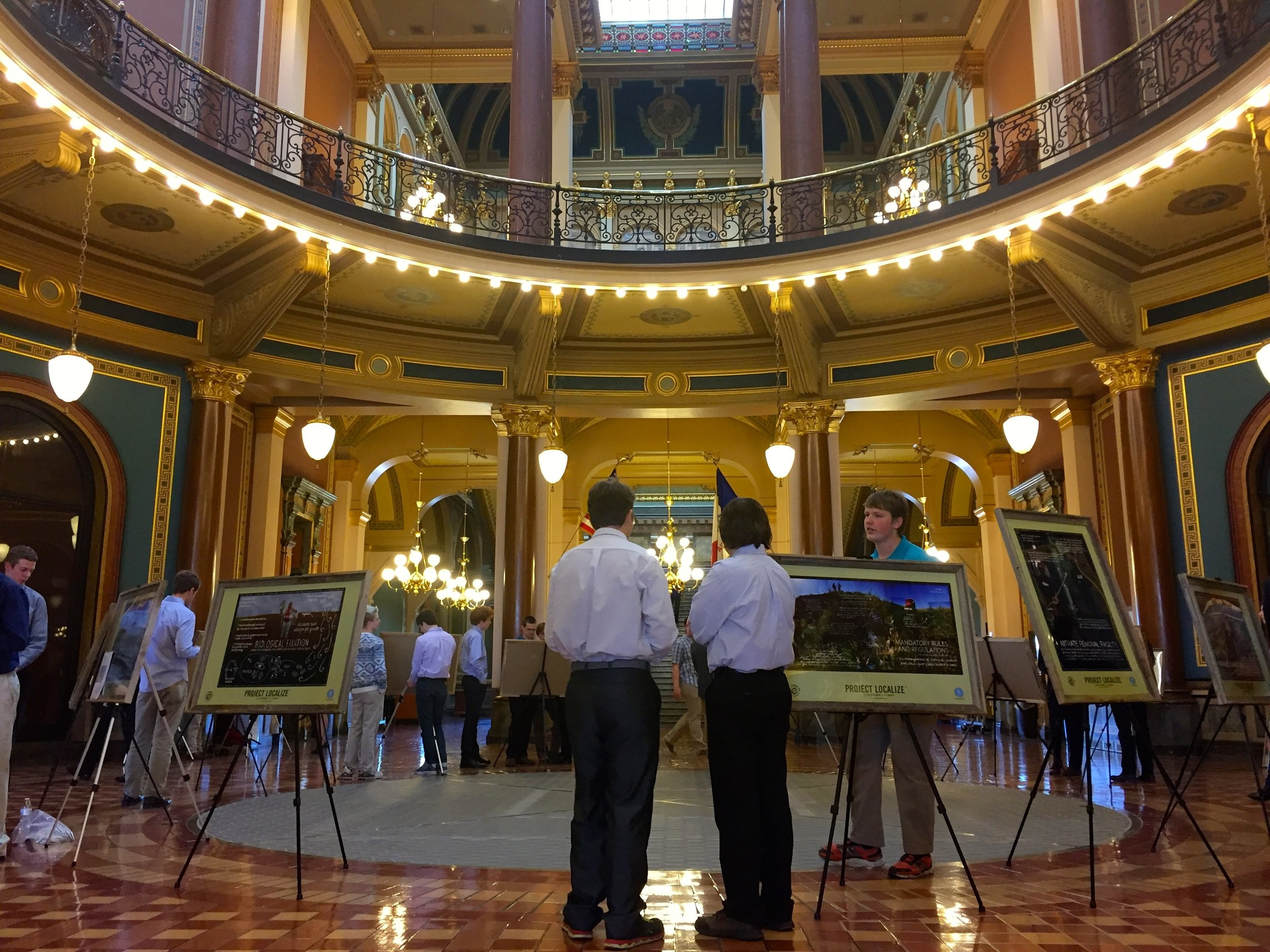 The Capitol Exhibit