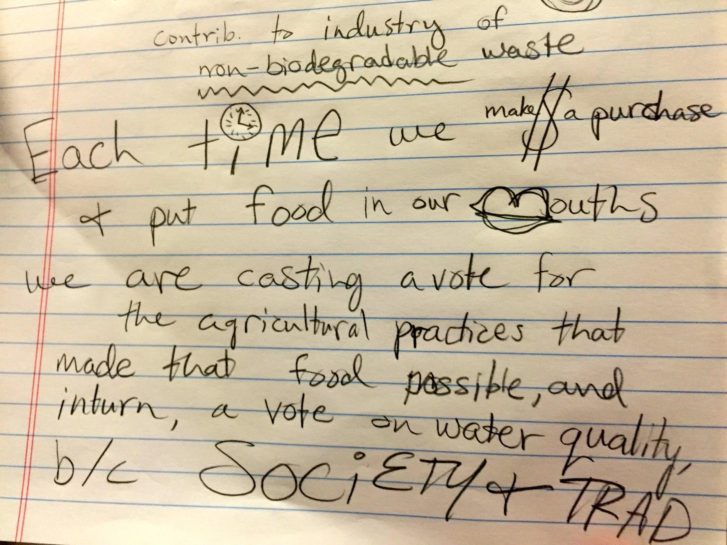 Maddie's Notes