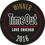 Most loved restaurant in Chicago 2016
