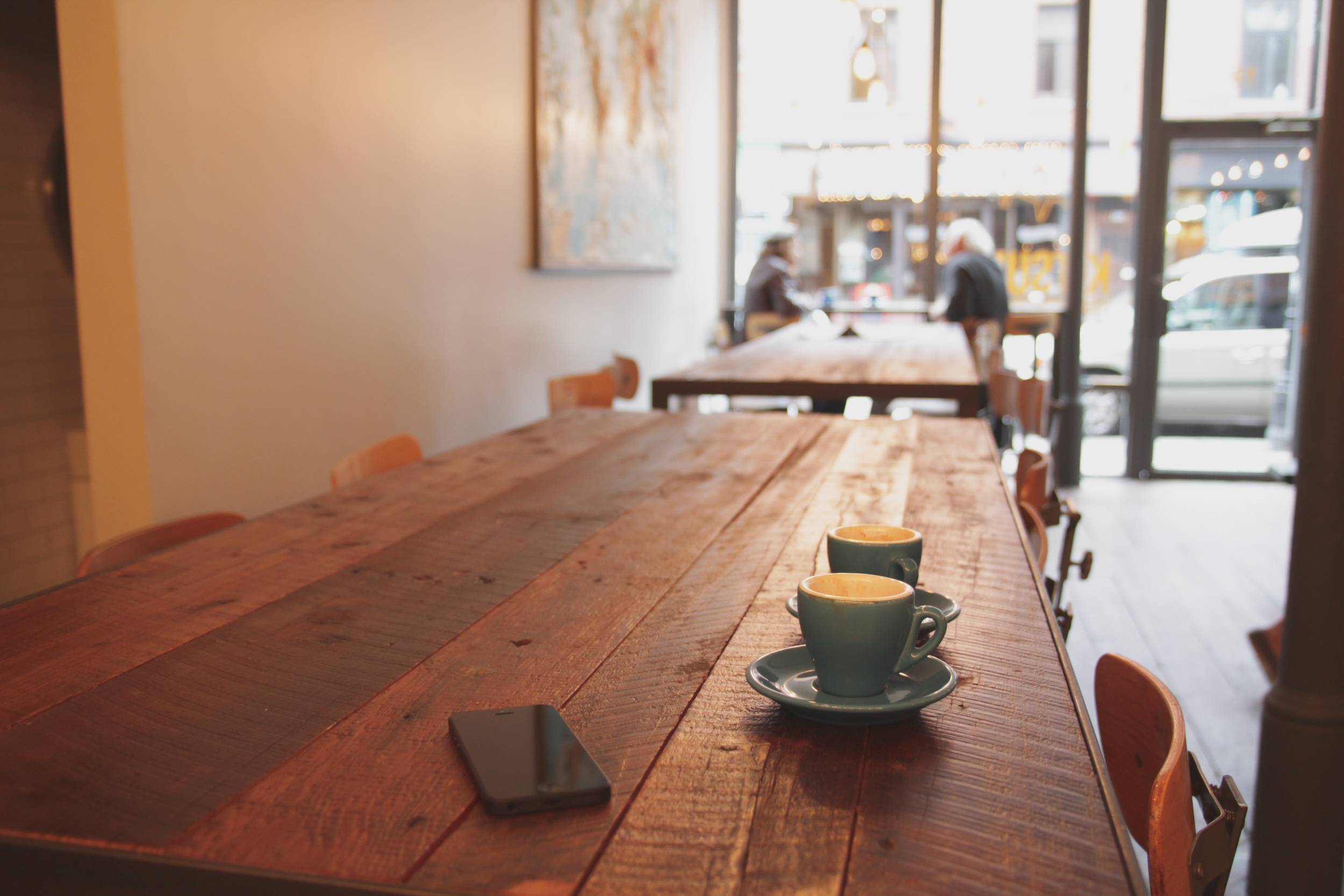 Sircle POS can be used in coffee shops!