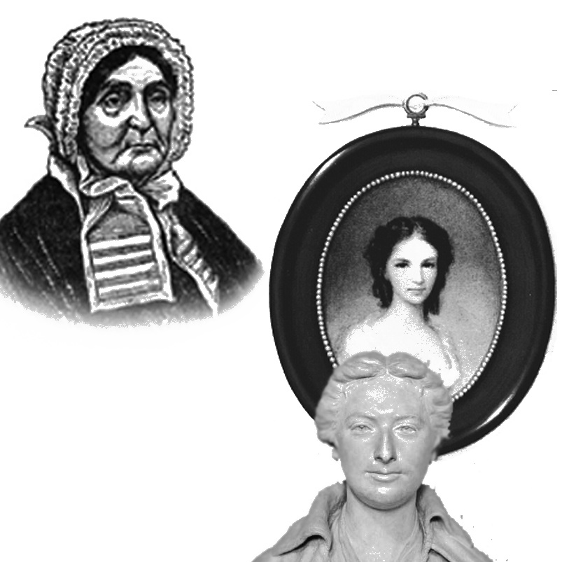 Three Faces Laura Secord, as best we know