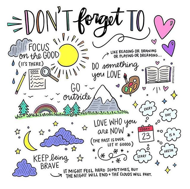 Life can be so stressful, but remember to do things you love too 🌷✨💕 Pc: @positivelypresent • • • • • • • • #positivepost #happyvibes #selfcare #selfcaretips #selflove #happyreminders #positivevibes #stressrelief #yougotthis #stoptosmelltheroses #helpothers #loveyourself #artistsoninstagram #doodlesketch #girlpower #supportothers