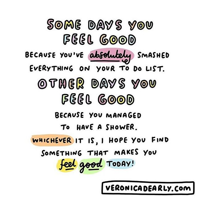 ✨Whatever you're accomplishing today, I hope you feel good & have a nice day 🌈 Pc: @veronicadearly • • • • • • • • #inspiredaily #quoteoftheday #inspirationalquotes #girlpower #yougotthis #tuesdaymotivation #feelgoodquotes #letteringlove #empoweringwomen #selflove #selfcare #selflovequote #believeinyourself #art_spotlight #selfreminder #yourock #positivequotes