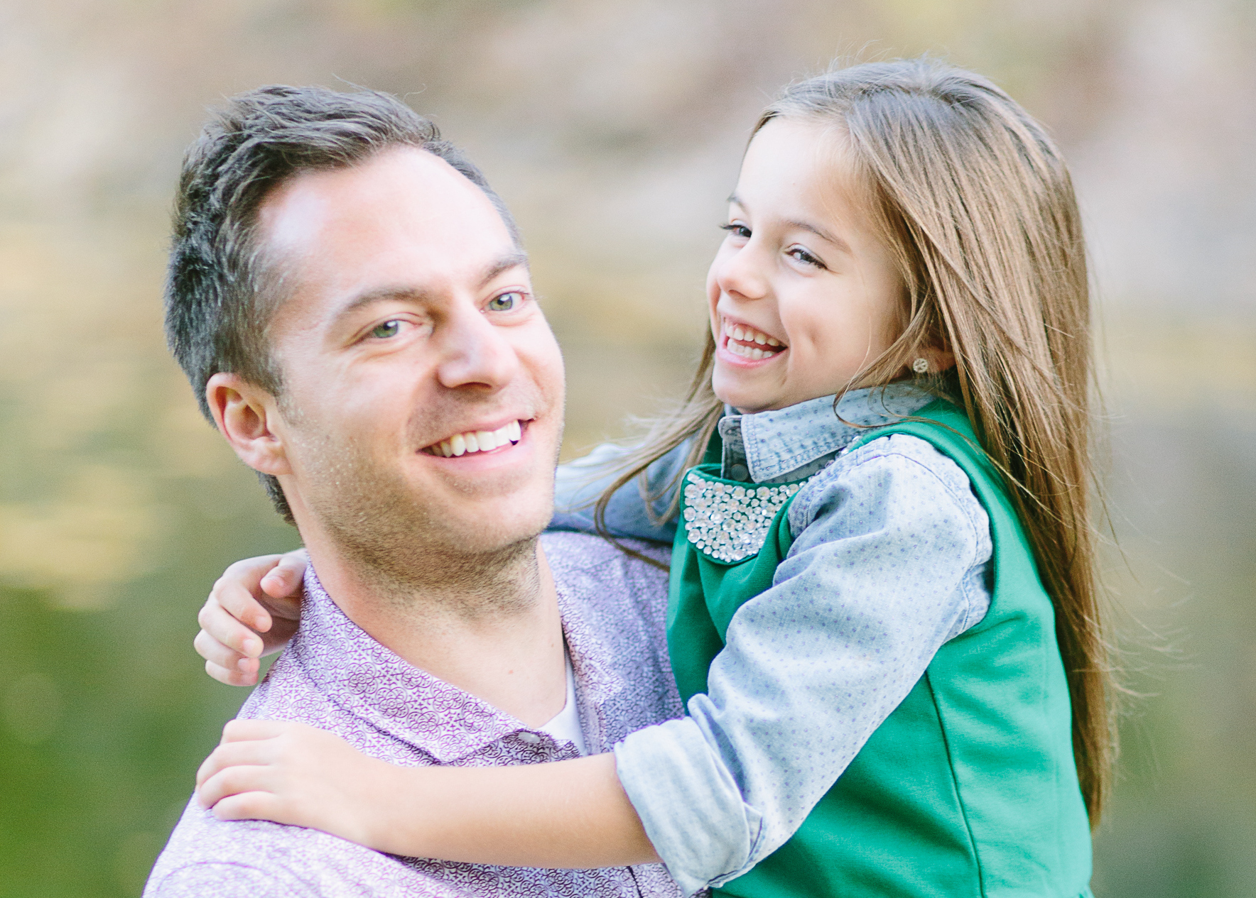 Dad & Daughter 3