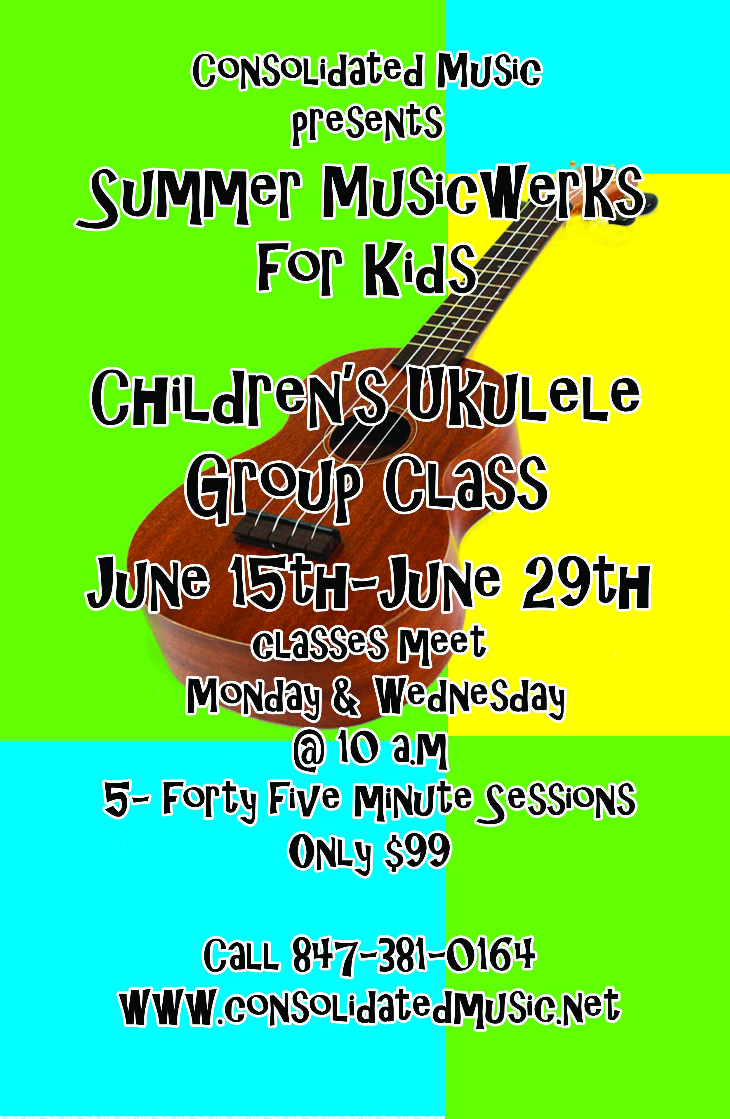 ChildrensUkeClass