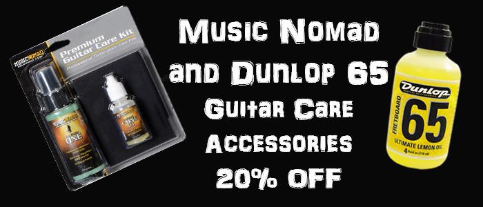Guitar Accessories Sale