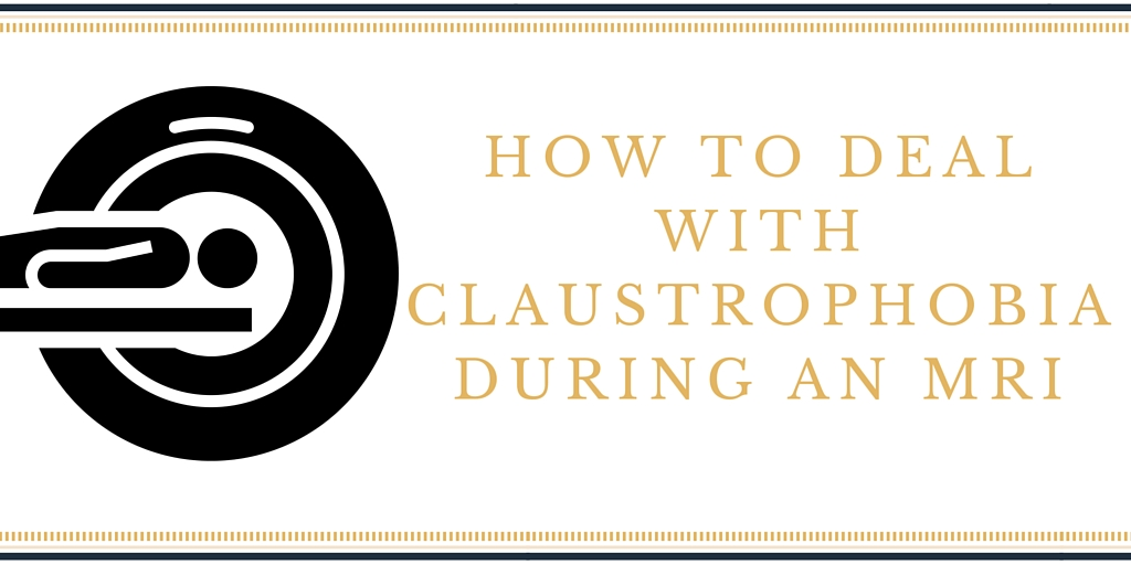 How To Deal With Claustrophobia in Diagnostic Imaging
