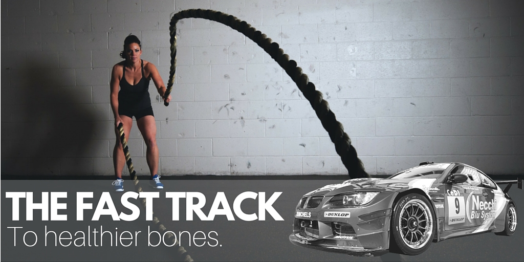 The fast track to healthier bones