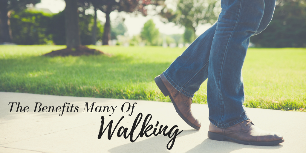 The Many Benefits Of Walking