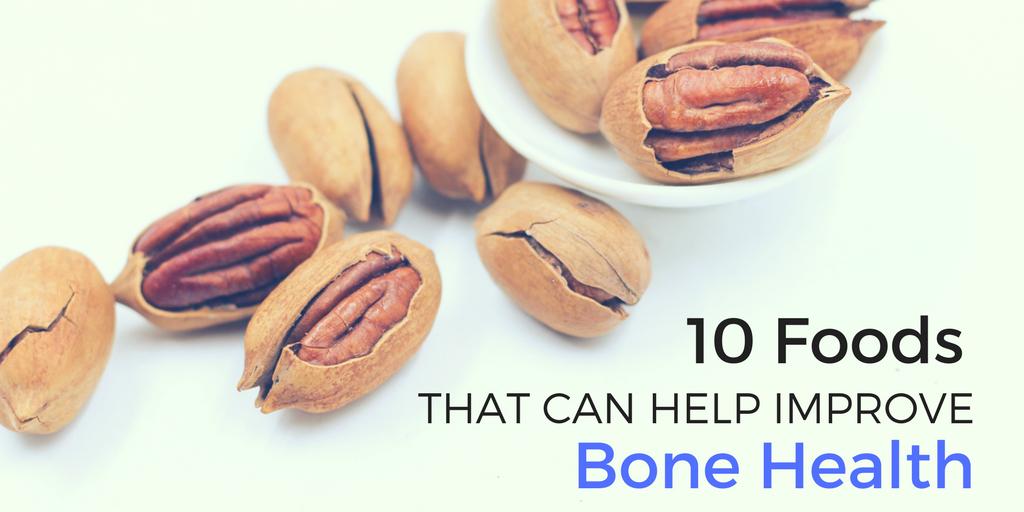 10 Foods That Can Improve Bone Health