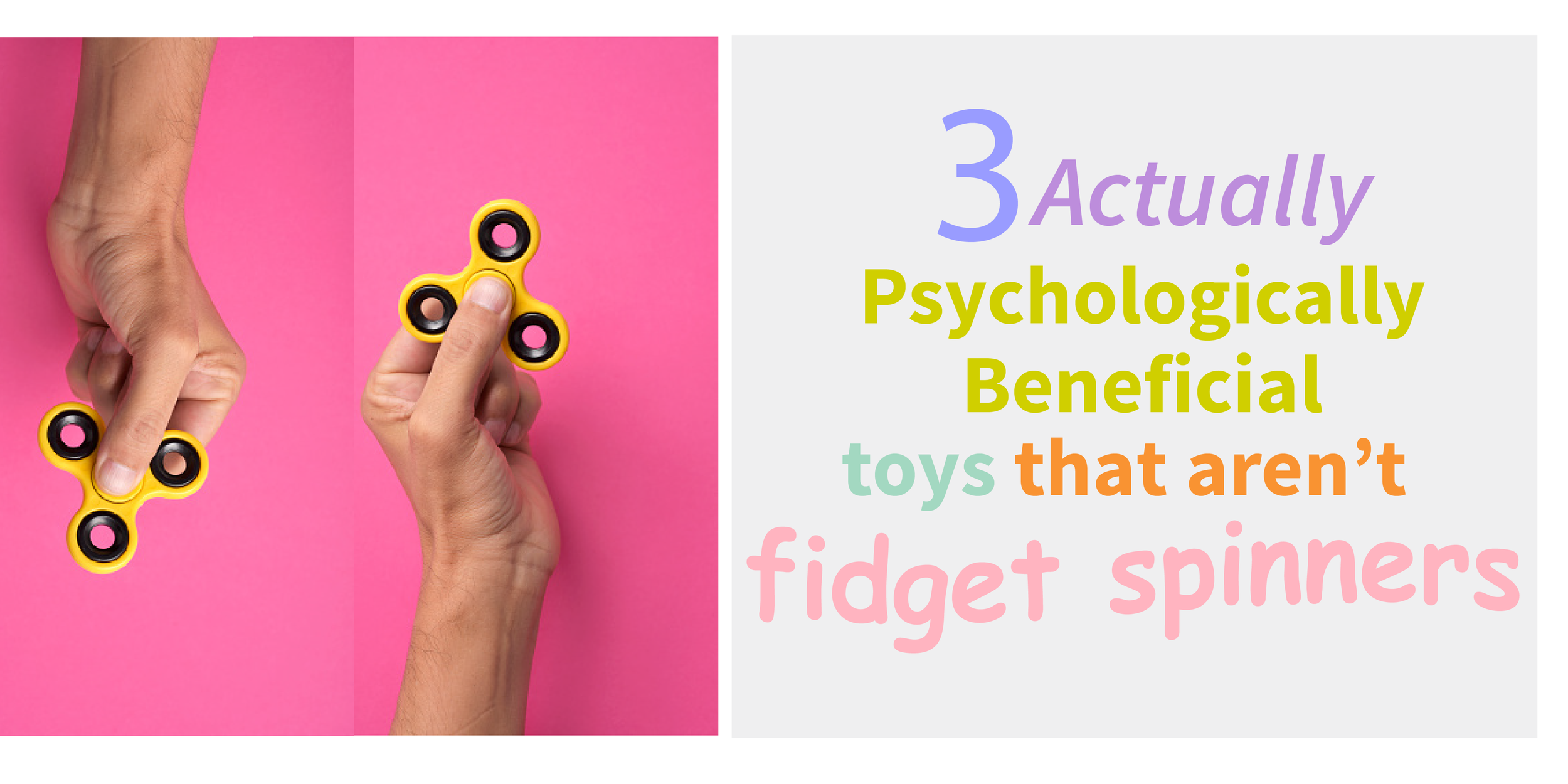fidget spinner stress toy