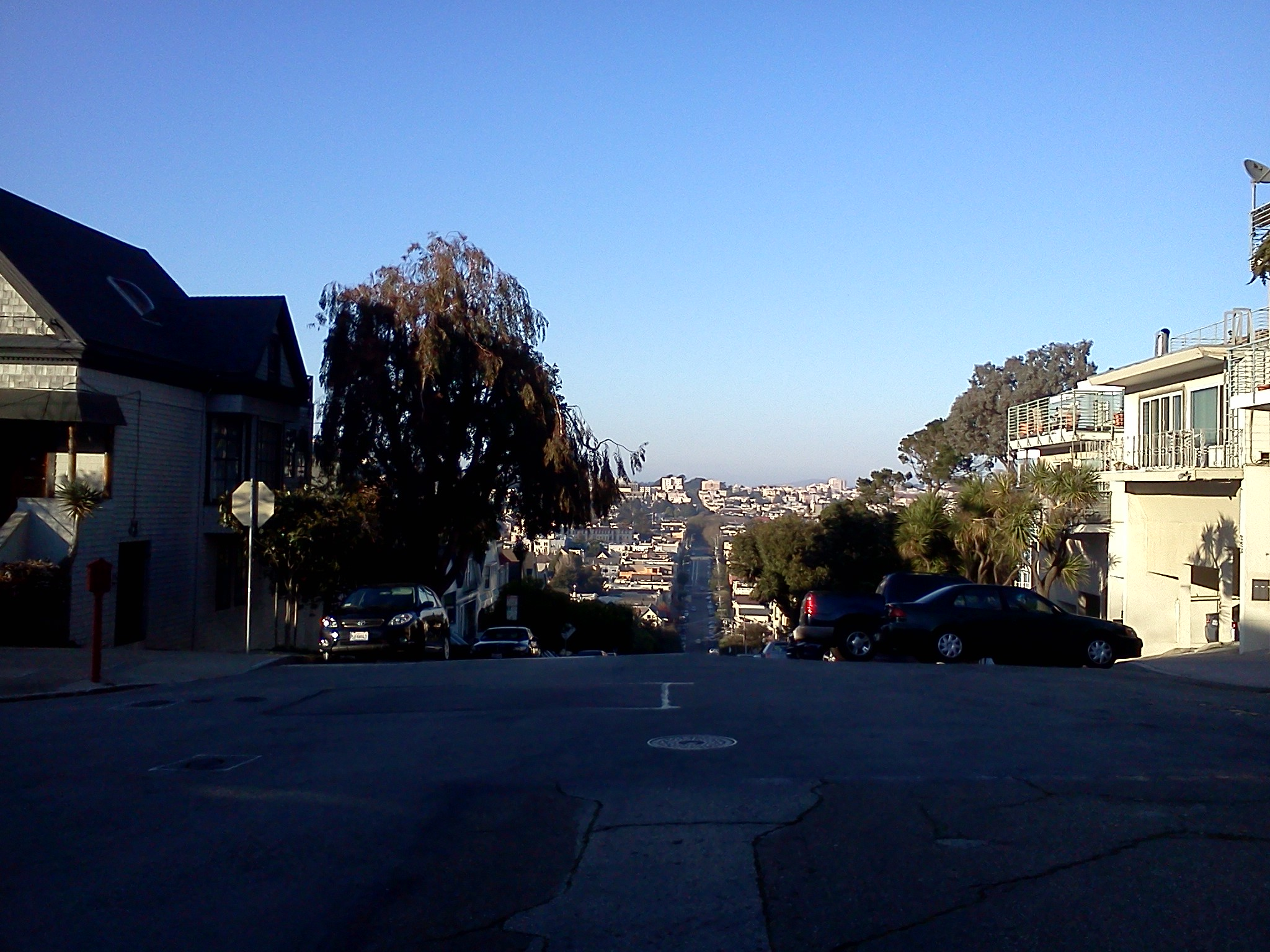 Castro Heights, January 1, 2012