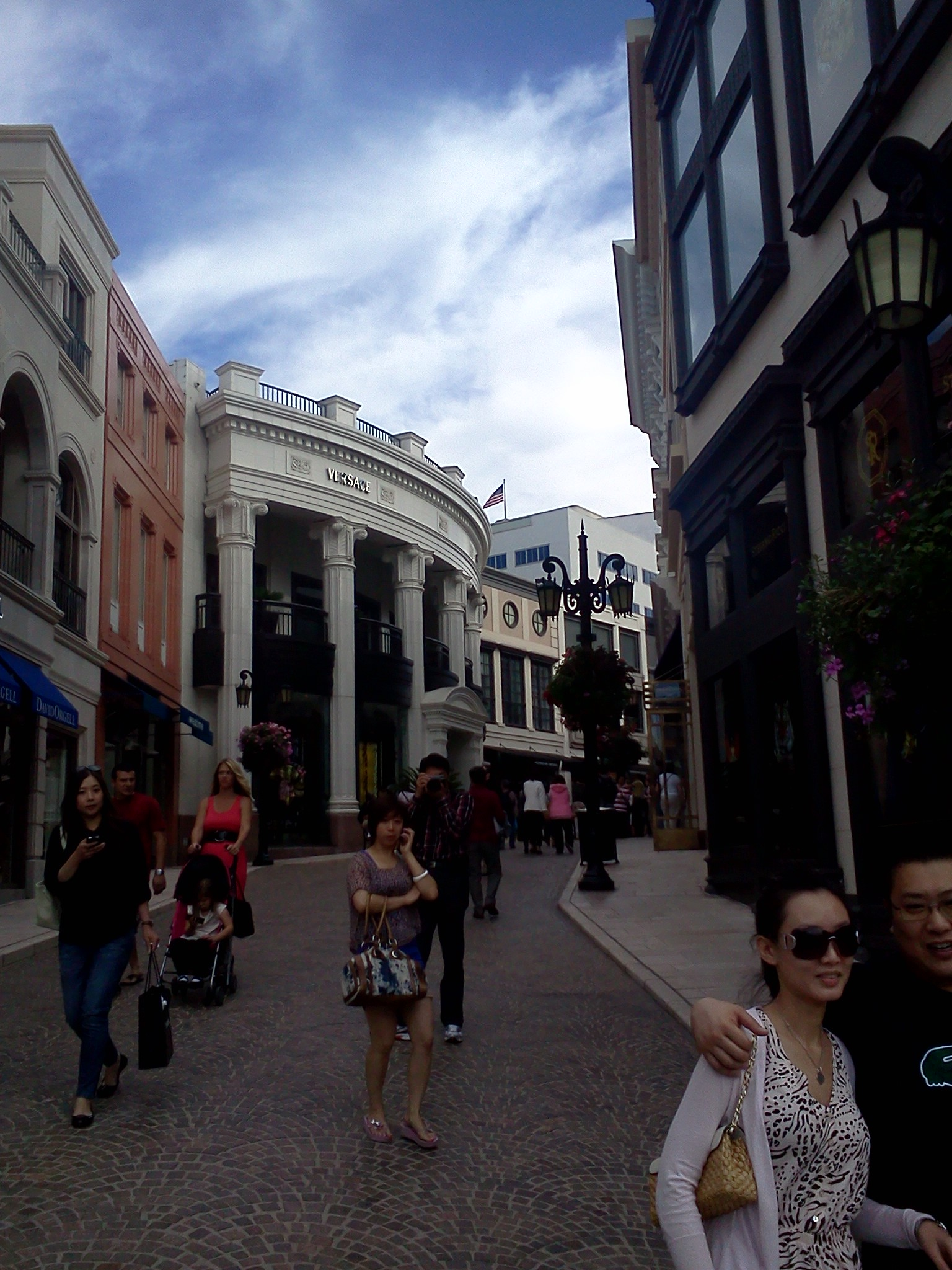 Rodeo Drive, October 2011