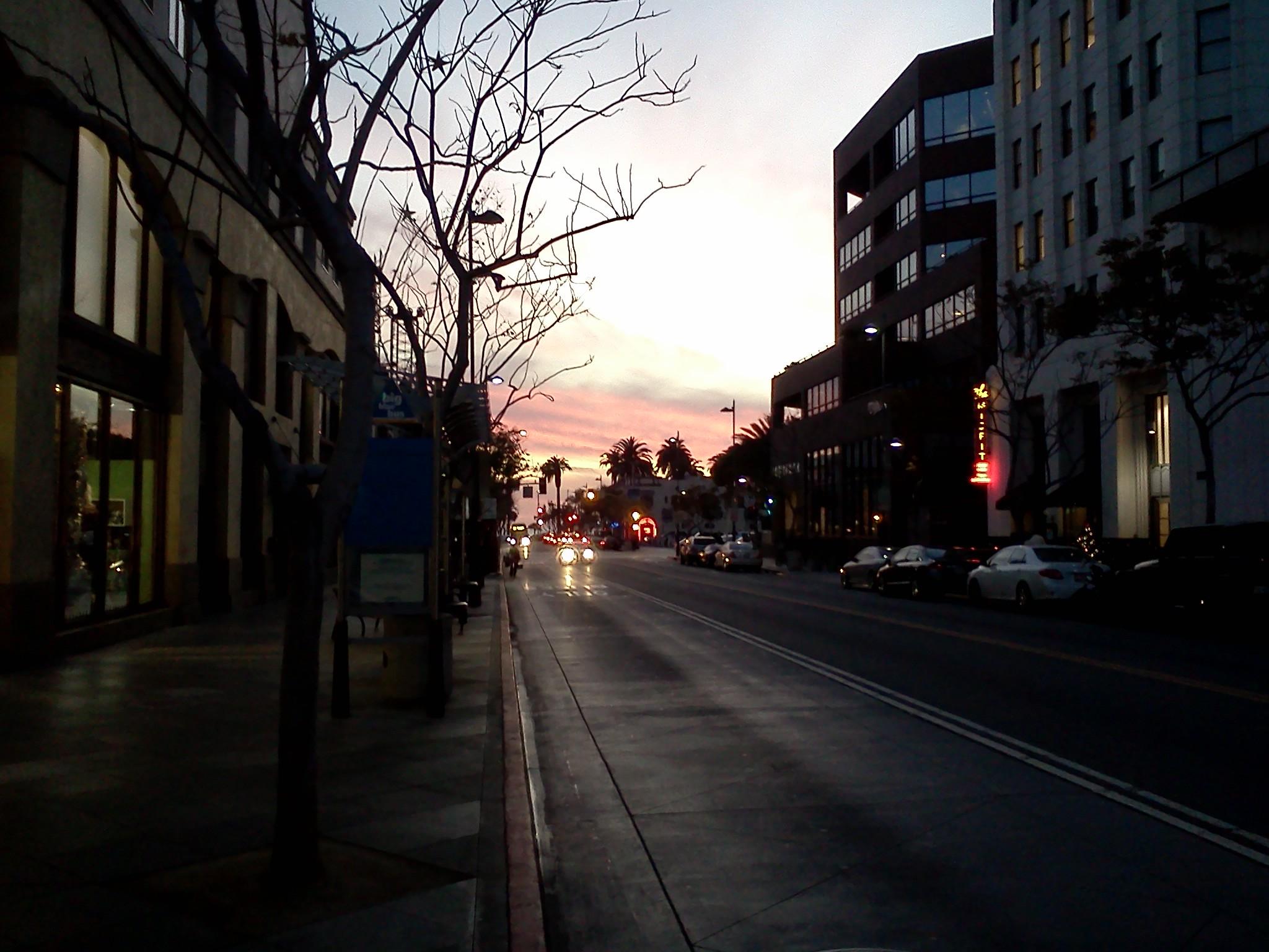Santa Monica, December 2011
