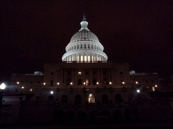DC Capitol, February 2011
