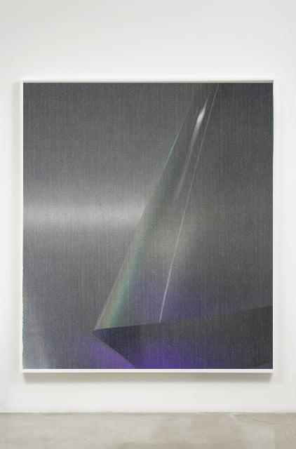 Aliya Orr, Prismatic fold, 2015