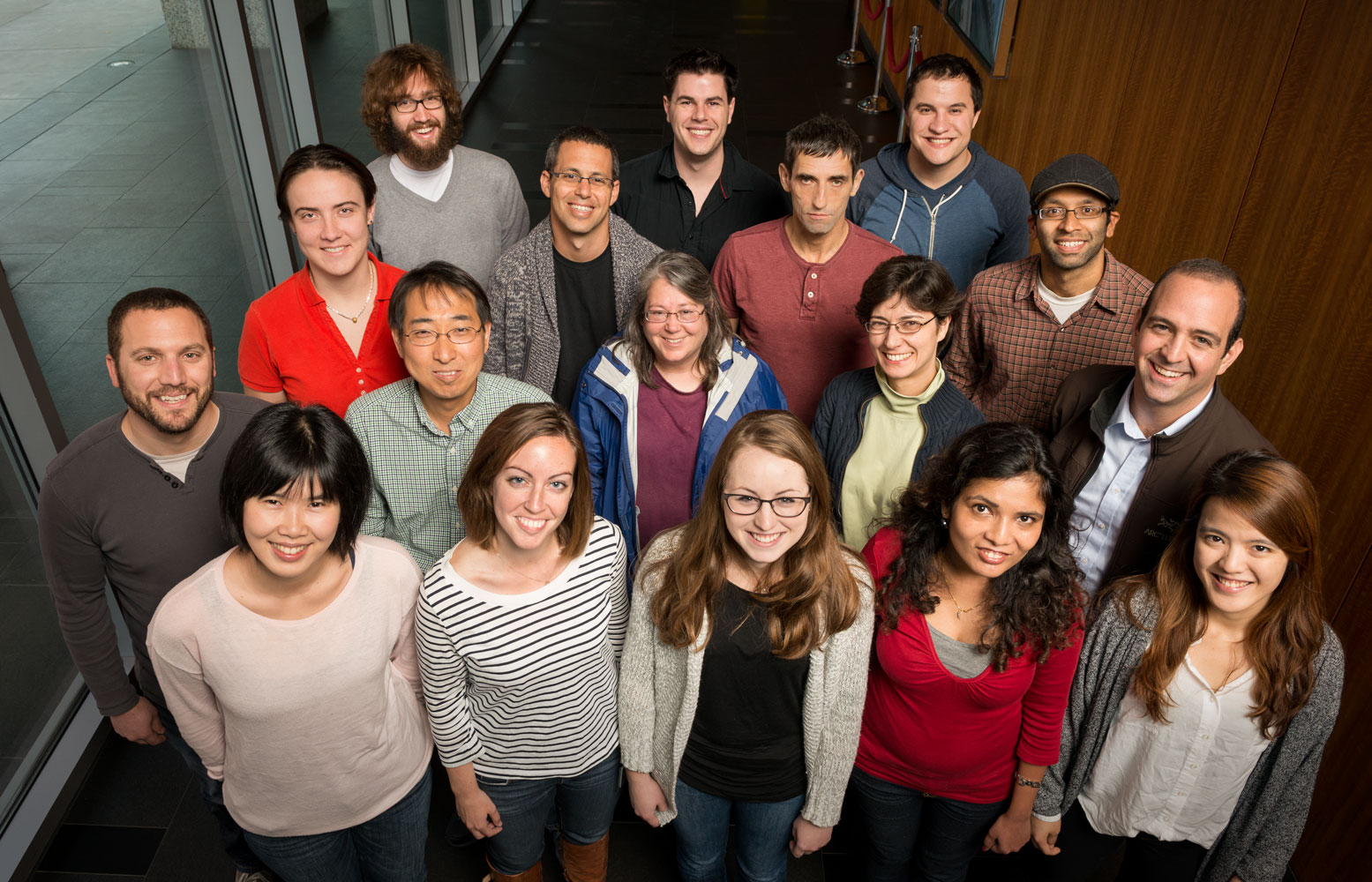 Weinberger Lab Group Photo