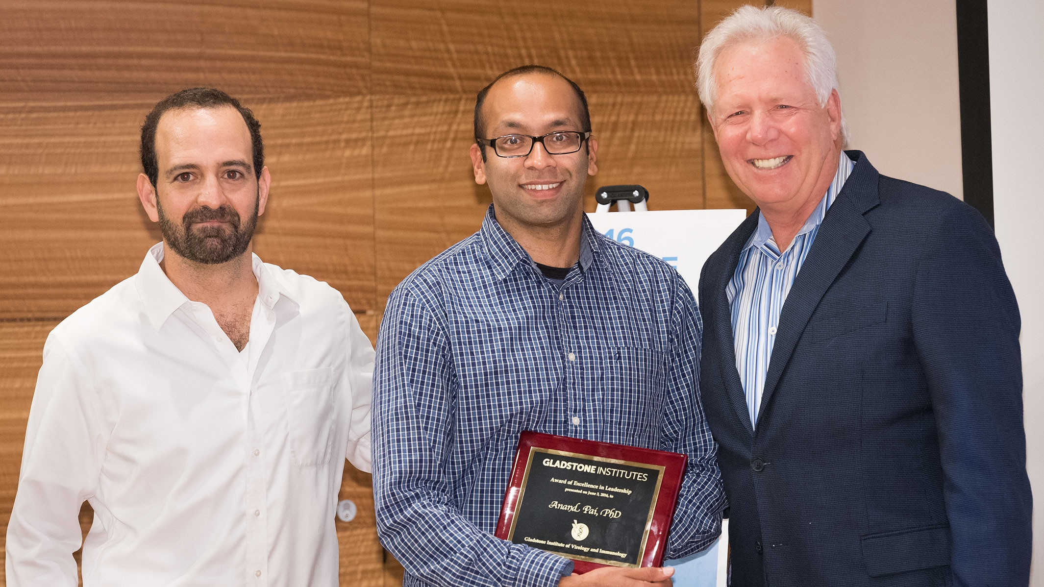 Anand's Award of Scientific Excellence