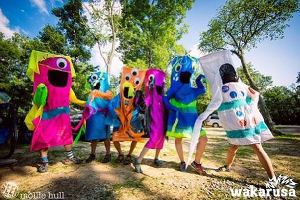 WE HAD SO SO SO SO SO MUCH FUN AT @wakarusa IN 2014 THAT WE BROUGHT EVEN MORE OUR FRIENDS - THE SQUIDSICLES - ALL THE WAY FROM LAND OF LAUGHTER TO FROLIC WITH US ON MULBERRY MOUNTAIN!! ⠀⠀⠀⠀⠀⠀⠀⠀⠀ .⠀⠀⠀⠀⠀⠀⠀⠀⠀ .⠀⠀⠀⠀⠀⠀⠀⠀⠀ WE HOPE YOU EARTHLINGS HAVE THE BEST FESTIVAL SEASON, FULL OF DANCING AND SHENANIGANS. DON'T FORGET TO #FREEYOURARMS 🙌🏼👻👾🙆🏻♀️🙋🏽♀️💃🏾🕺🏻🦅🦑⠀⠀⠀⠀⠀⠀⠀⠀⠀ .⠀⠀⠀⠀⠀⠀⠀⠀⠀ .⠀⠀⠀⠀⠀⠀⠀⠀⠀ .⠀⠀⠀⠀⠀⠀⠀⠀⠀ 📸 @molliehull⠀⠀⠀⠀⠀⠀⠀⠀⠀ .⠀⠀⠀⠀⠀⠀⠀⠀⠀ .⠀⠀⠀⠀⠀⠀⠀⠀⠀ #summercampfest #scamp19 #musicfestivals #moonpuppies #immersiveart #soulshinetent #friendship #costumedesign #characterdesign #worldbuilding #festiekids #googlyeyes #glittergang #tbt