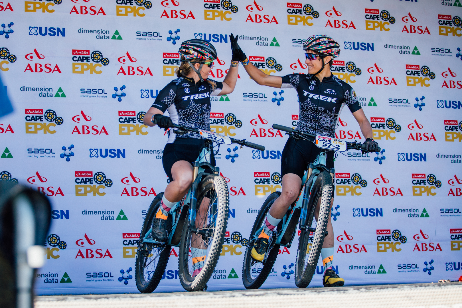 The starting line @ Absa Cape Epic - photo: Jeff Kennel