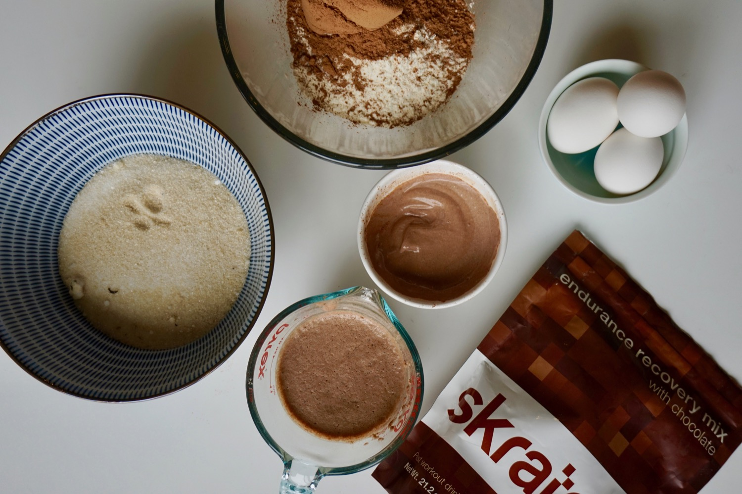 Everything you need to create a creamy, dreamy chocolate birthday cake #fromSkratch!