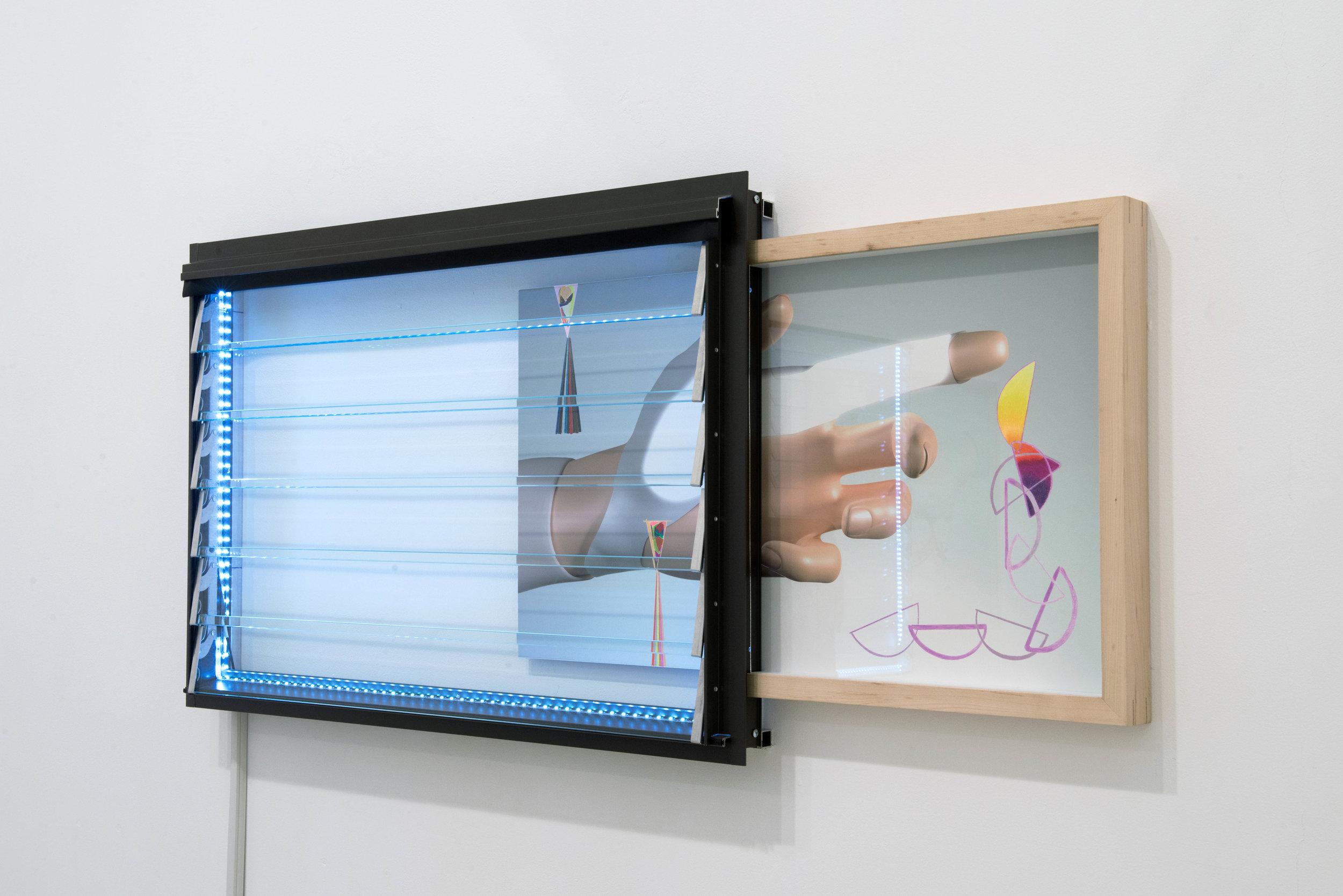 3D Modeling for Anna K.E. at Sommer Contemporary Art (Tel Aviv)