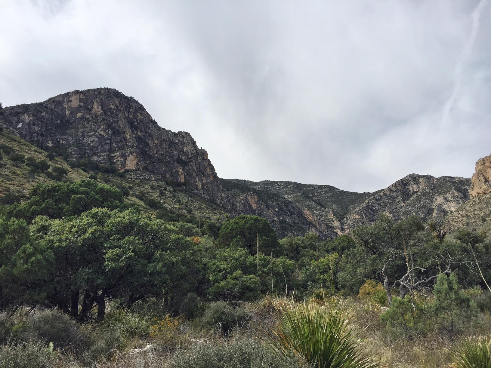 Guadalupe Mountains National Park - the Badon Hill Blog