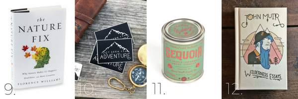Adventurer's Gift Guide: To Inspire - the Dear Summit Blog