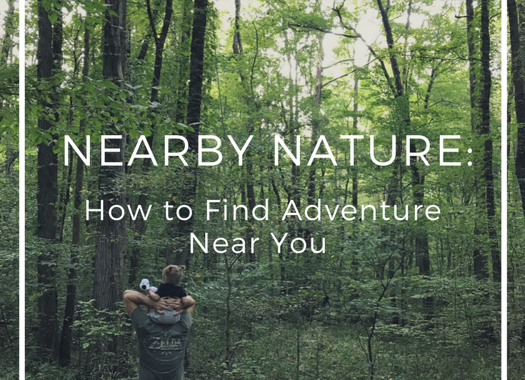Nearby Nature: How to Find Adventure Near You