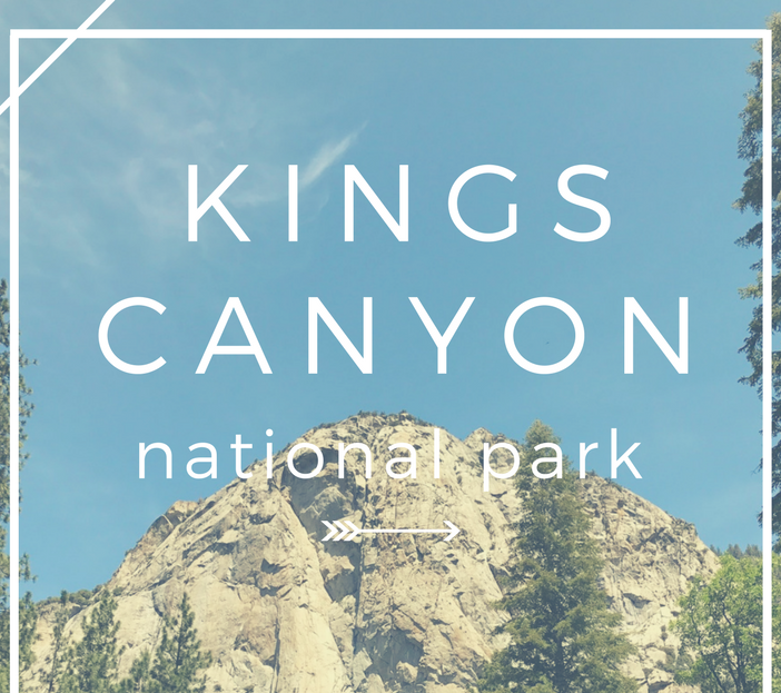 Kings Canyon: Zumwalt Meadow Trail