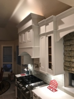 Custom Cabinet Trim Work
