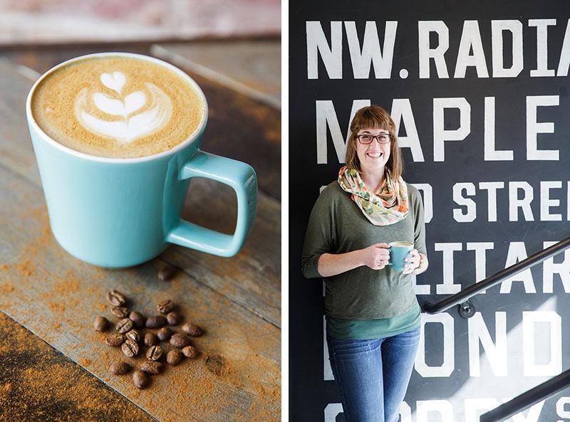Omaha Drink Photographers - Latte Art