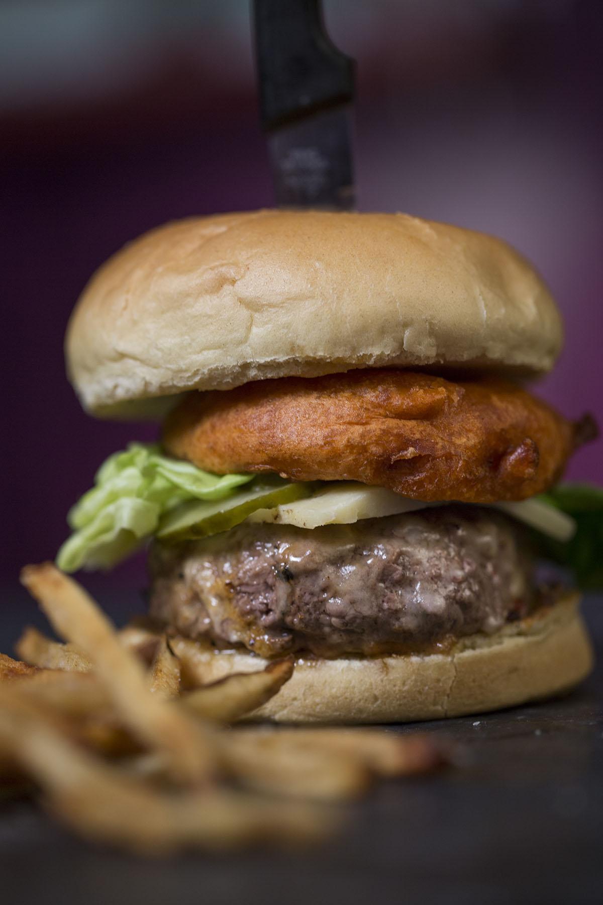 Midwest Food Photographers - Nite Owl Burger