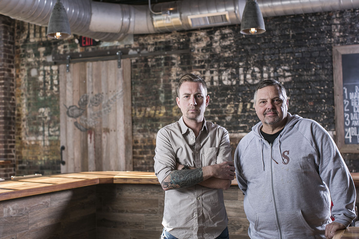 Omaha Drink Photographers - Scripton Brewing Company