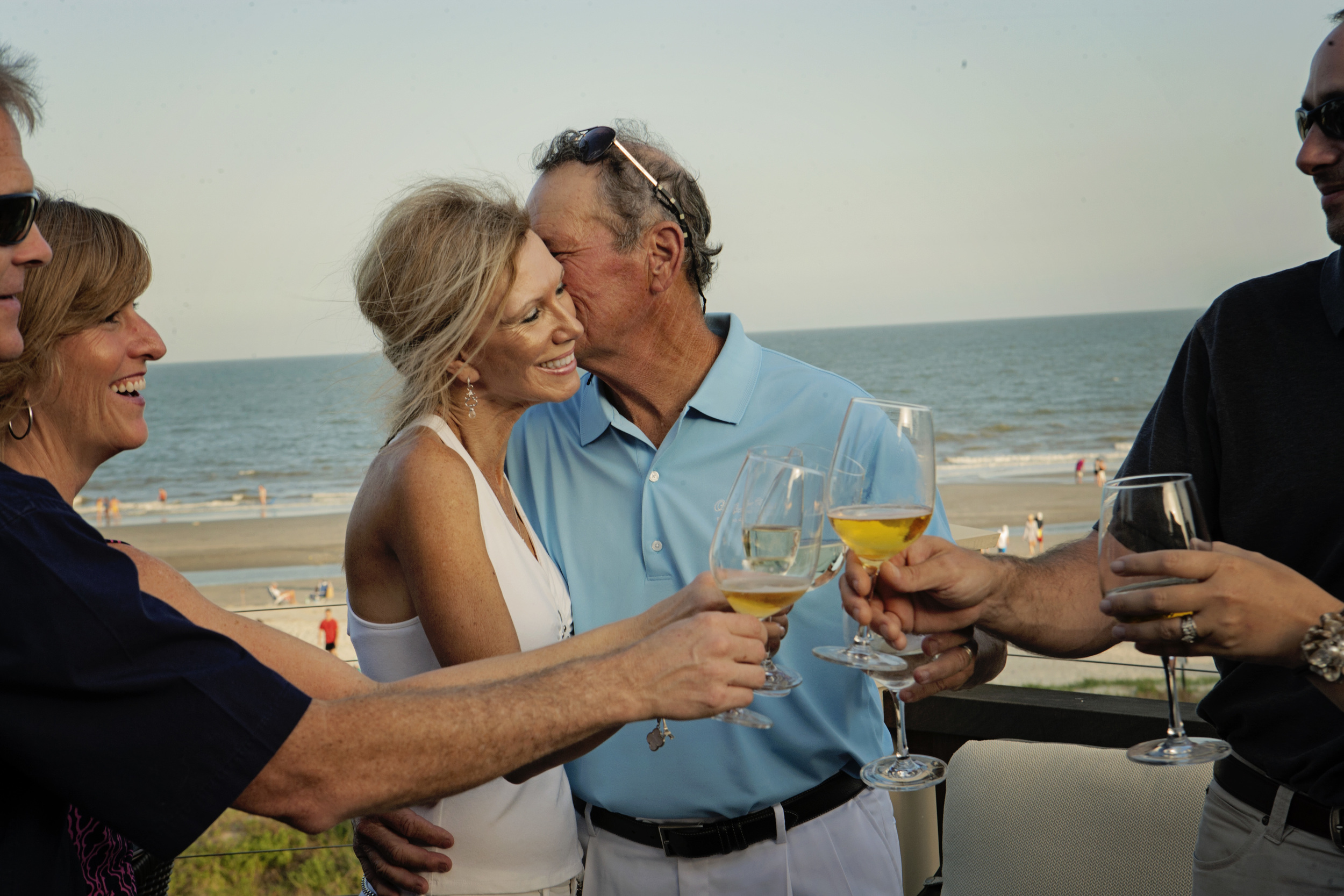Summer Fun at the Ocean Lounge, Sea Pines Resort, Hilton Head Island, SC